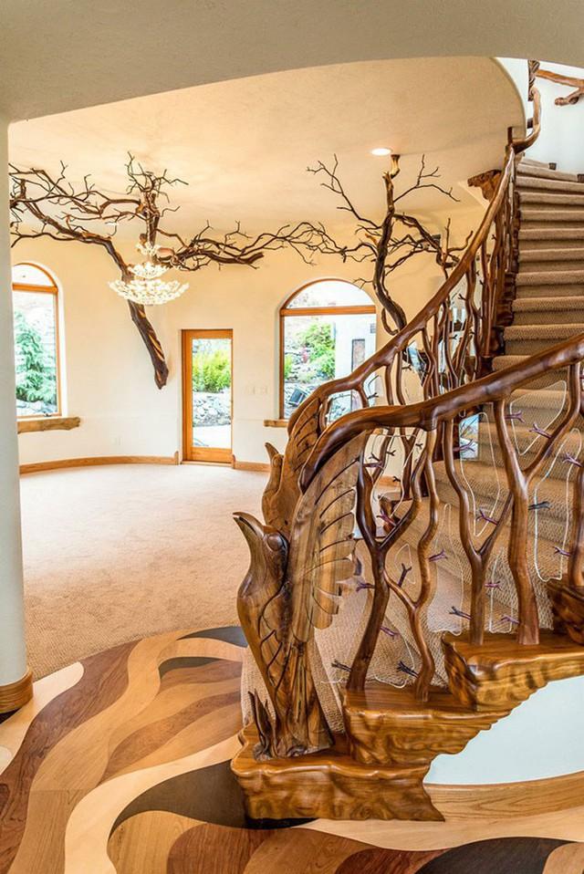 Bên ngoài thì rất bình thường, chỉ khi bước vào trong bạn mới hiểu tại sao ngôi nhà này có giá 7,6 triệu USD - Ảnh 6.