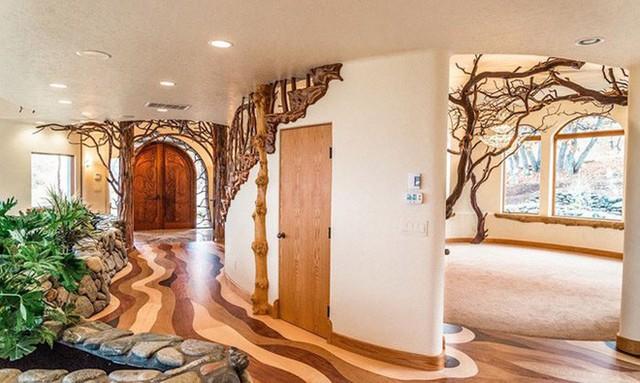 Bên ngoài thì rất bình thường, chỉ khi bước vào trong bạn mới hiểu tại sao ngôi nhà này có giá 7,6 triệu USD - Ảnh 7.