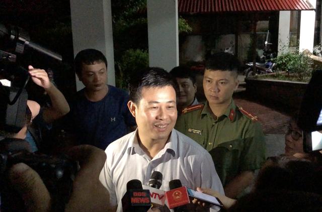 """Tổ công tác Bộ GD&ĐT sau cuộc họp kéo dài 14 tiếng ở Lạng Sơn: """"Có những thông tin đang rà soát về nghi vấn điểm thi, hiện chưa thể tiết lộ"""" - Ảnh 1."""