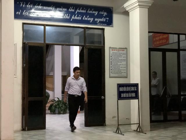 """Tổ công tác Bộ GD&ĐT sau cuộc họp kéo dài 14 tiếng ở Lạng Sơn: """"Có những thông tin đang rà soát về nghi vấn điểm thi, hiện chưa thể tiết lộ"""" - Ảnh 4."""