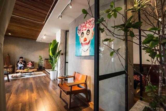 Sau cải tạo, căn hộ 68m² ở Hà Nội này đã trở thành không gian sống kiểu mẫu của nhiều gia đình trẻ - Ảnh 2.