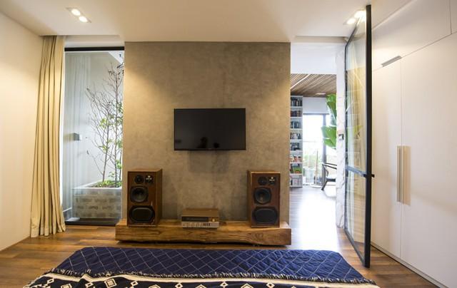 Sau cải tạo, căn hộ 68m² ở Hà Nội này đã trở thành không gian sống kiểu mẫu của nhiều gia đình trẻ - Ảnh 13.