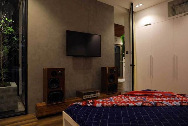Sau cải tạo, căn hộ 68m² ở Hà Nội này đã trở thành không gian sống kiểu mẫu của nhiều gia đình trẻ - Ảnh 15.