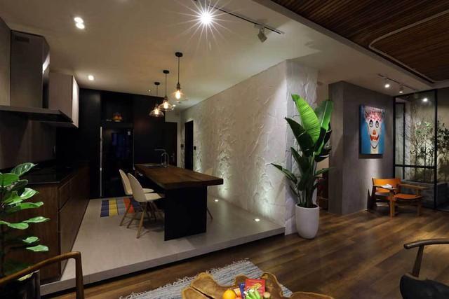 Sau cải tạo, căn hộ 68m² ở Hà Nội này đã trở thành không gian sống kiểu mẫu của nhiều gia đình trẻ - Ảnh 5.