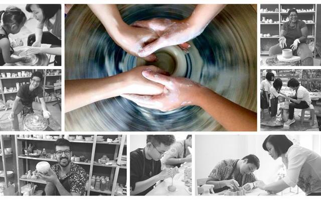 Kinh nghiệm khởi sự kinh doanh từ người đồng sáng lập De-form Pottery - Ảnh 2.