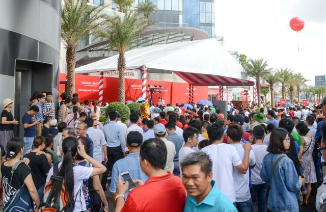 Khai trương Vincom Center Landmark 81 tại tòa nhà cao nhất Việt Nam - Ảnh 9.
