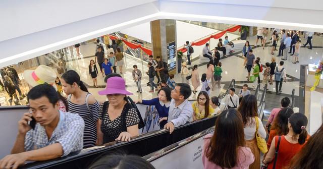 Khai trương Vincom Center Landmark 81 tại tòa nhà cao nhất Việt Nam - Ảnh 8.
