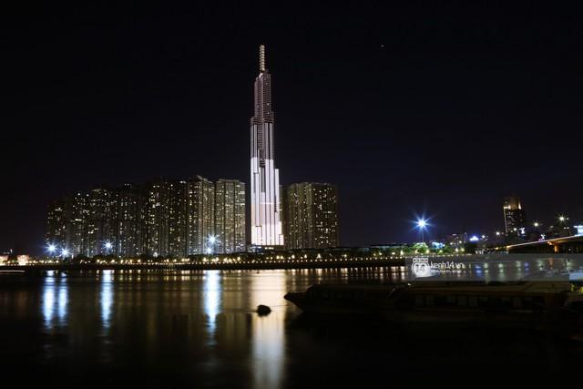 Toàn cảnh Landmark 81 - toà nhà cao nhất Việt Nam ngay trước ngày đi vào hoạt động - Ảnh 2.