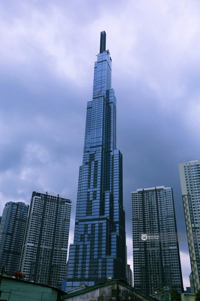 Toàn cảnh Landmark 81 - toà nhà cao nhất Việt Nam ngay trước ngày đi vào hoạt động - Ảnh 13.