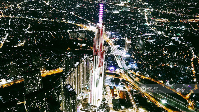 Toàn cảnh Landmark 81 - toà nhà cao nhất Việt Nam ngay trước ngày đi vào hoạt động - Ảnh 4.