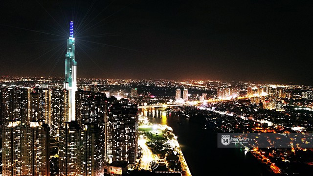 Toàn cảnh Landmark 81 - toà nhà cao nhất Việt Nam ngay trước ngày đi vào hoạt động - Ảnh 10.