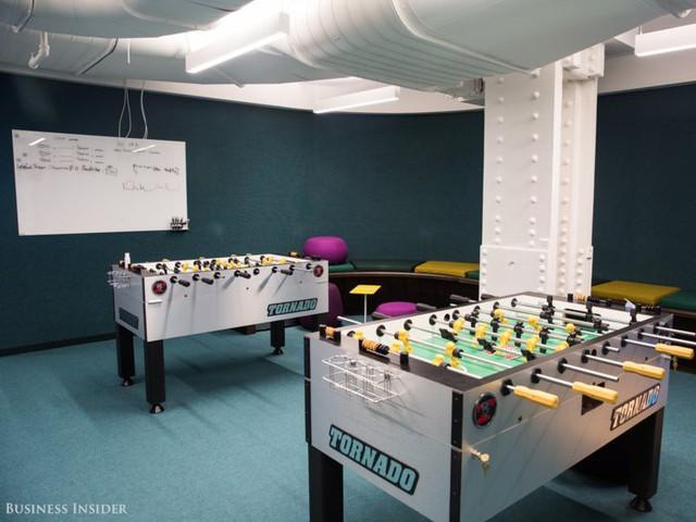 Đây là cách các công ty hàng đầu biến văn phòng thành thiên đường dành cho nhân viên - Ảnh 6.