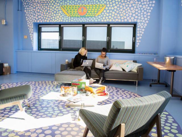 Đây là cách các công ty hàng đầu biến văn phòng thành thiên đường dành cho nhân viên - Ảnh 9.