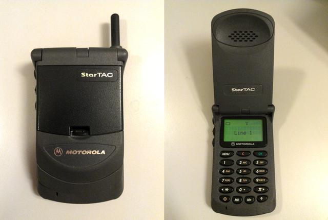 Ngược dòng thời gian: Những chiếc điện thoại giúp tên tuổi Motorola luôn sống mãi trong lòng người dùng - Ảnh 1.