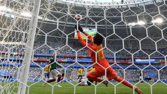 Neymar rực sáng, điệu samba đạp bằng xương rồng Mexico hướng về ngôi vô địch - Ảnh 1.