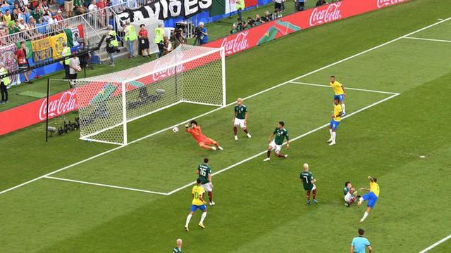 Neymar rực sáng, điệu samba đạp bằng xương rồng Mexico hướng về ngôi vô địch - Ảnh 4.