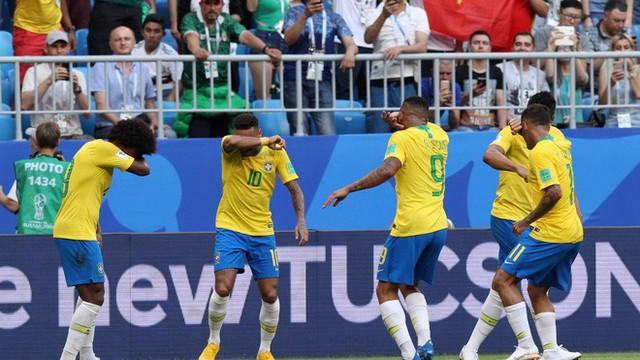 Neymar rực sáng, điệu samba đạp bằng xương rồng Mexico hướng về ngôi vô địch - Ảnh 5.
