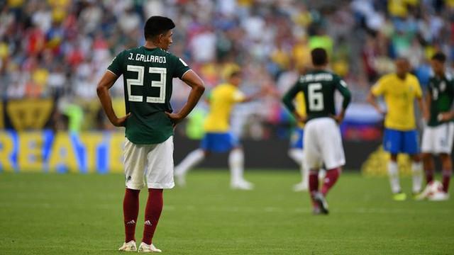 Neymar rực sáng, điệu samba đạp bằng xương rồng Mexico hướng về ngôi vô địch - Ảnh 6.