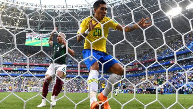 Neymar rực sáng, điệu samba đạp bằng xương rồng Mexico hướng về ngôi vô địch - Ảnh 8.