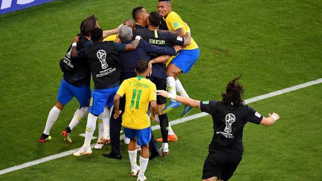 Neymar rực sáng, điệu samba đạp bằng xương rồng Mexico hướng về ngôi vô địch - Ảnh 9.