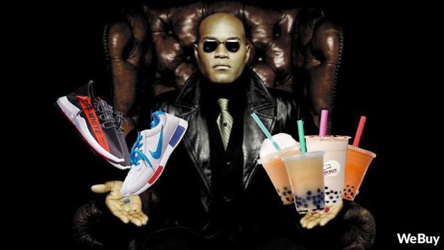 đầu tư giá trị - photo 2 1532932244035659139727 - Đánh giá chân thật vài đôi giày giá rẻ, chưa bằng 4 cốc trà sữa: Lên chân thì đẹp đấy, đi rồi sẽ thấy sai