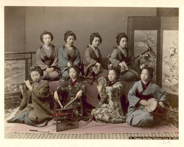 Bí mật thế giới Geisha Nhật Bản: Từ một nét văn hóa lâu đời, rèn luyện khổ cực đến ngộ nhận mua vui của thế giới - Ảnh 3.