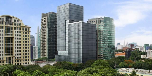Tp.HCM: Nhu cầu và giá thuê văn phòng tăng mạnh - Ảnh 1.
