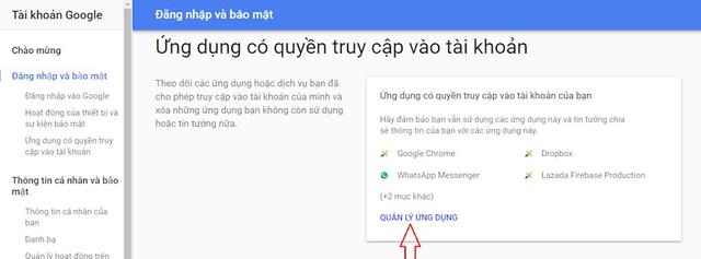 Làm gì để người khác không đọc trộm Gmail của bạn? - Ảnh 3.