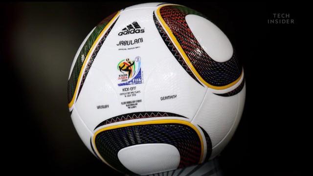 đầu tư giá trị - photo 2 15306704315841874723546 - Tại sao quả bóng tại các kỳ World Cup luôn khác nhau?