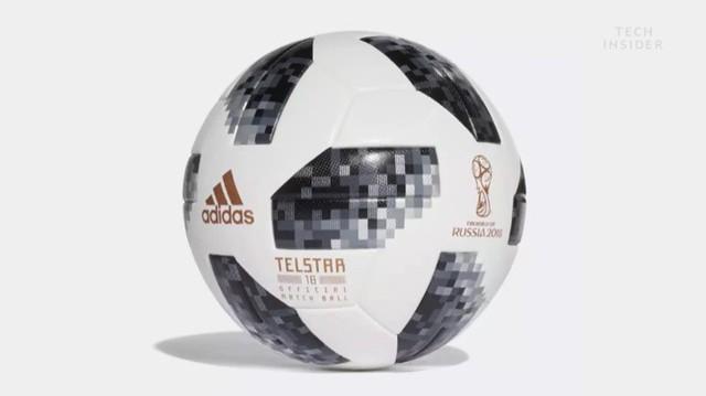 đầu tư giá trị - photo 4 1530670431586897501298 - Tại sao quả bóng tại các kỳ World Cup luôn khác nhau?