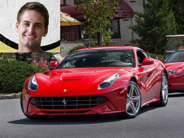 Cuộc sống đáng ghen tị của tỷ phú trẻ Evan Spiegel: Con nhà giàu vượt... sướng - Ảnh 7.