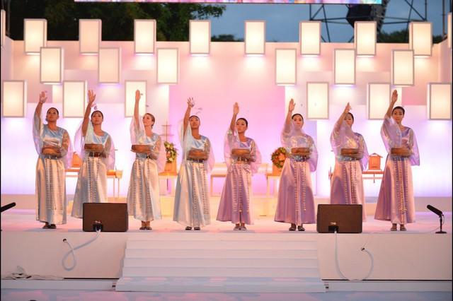 Lễ hội đèn lồng đặc biệt của người Hawaii - Ảnh 5.