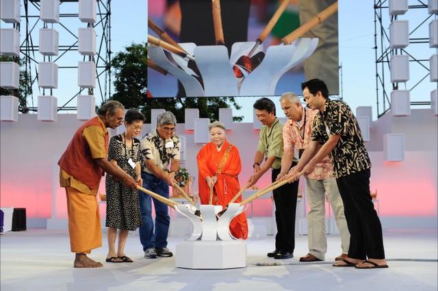 Lễ hội đèn lồng đặc biệt của người Hawaii - Ảnh 7.