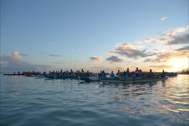 Lễ hội đèn lồng đặc biệt của người Hawaii - Ảnh 13.