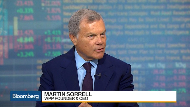 Cuộc đời ông trùm quảng cáo người Do Thái Martin Sorrell: 33 năm đỉnh cao cuối cùng vẫn gặp hạn - Ảnh 3.