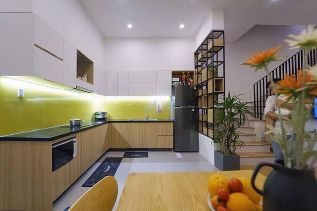 Ngôi nhà trẻ trung, ấm cúng của cặp vợ chồng trẻ với chi phí 950 triệu ở Đà Nẵng - Ảnh 11.