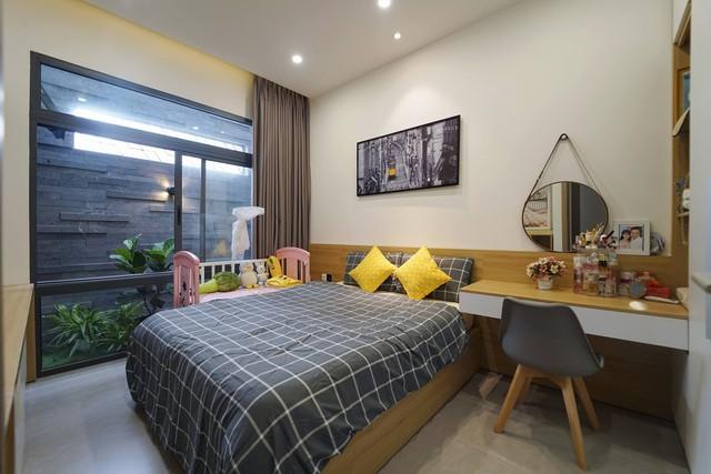 Ngôi nhà trẻ trung, ấm cúng của cặp vợ chồng trẻ với chi phí 950 triệu ở Đà Nẵng - Ảnh 14.
