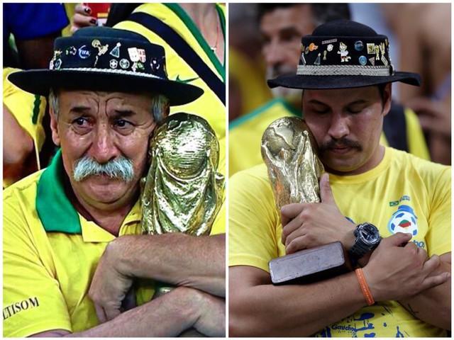 đầu tư giá trị - photo 5 15311326618331603955049 - Bức ảnh chứa đựng câu chuyện xúc động về người đàn ông cầm cúp đi cổ vũ World Cup suốt gần nửa cuộc đời