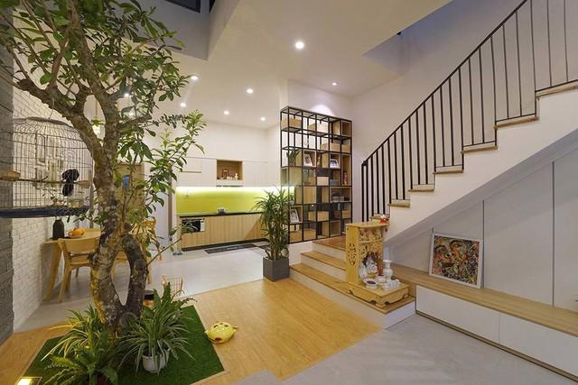 Ngôi nhà trẻ trung, ấm cúng của cặp vợ chồng trẻ với chi phí 950 triệu ở Đà Nẵng - Ảnh 8.