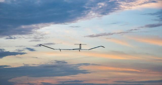 Máy bay phát Wifi trong dự án của Facebook và Airbus vừa lập kỉ lục bay thử 25 ngày không nghỉ - Ảnh 1.