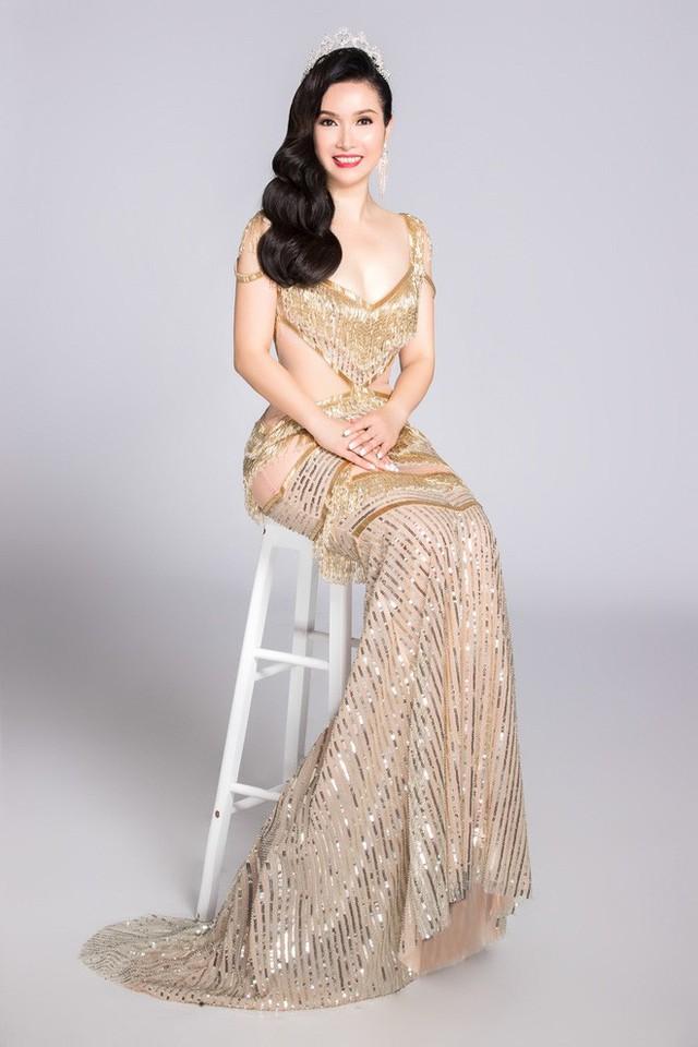 Lần đầu tiên, 14 Hoa hậu Việt Nam cùng hội ngộ, khoe nhan sắc lộng lẫy như nữ thần - Ảnh 1.