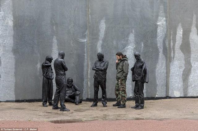 Nhà tù nhân đạo nhất thế giới ở Đan Mạch: Khuôn viên như khách sạn 5 sao, tù nhân thoải mái sinh hoạt và giải trí như ở nhà - Ảnh 15.