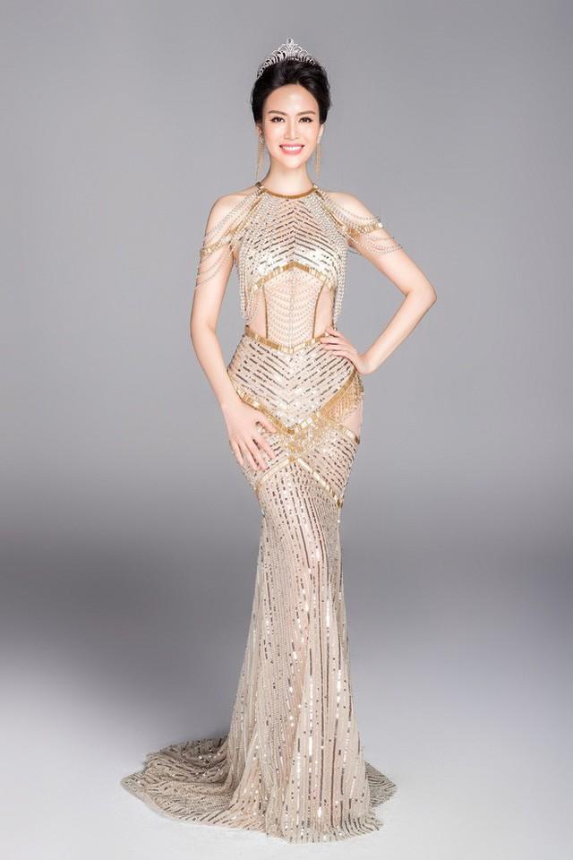 Lần đầu tiên, 14 Hoa hậu Việt Nam cùng hội ngộ, khoe nhan sắc lộng lẫy như nữ thần - Ảnh 4.