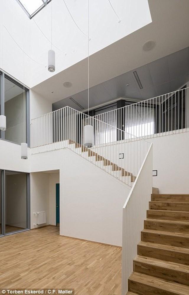 Nhà tù nhân đạo nhất thế giới ở Đan Mạch: Khuôn viên như khách sạn 5 sao, tù nhân thoải mái sinh hoạt và giải trí như ở nhà - Ảnh 9.
