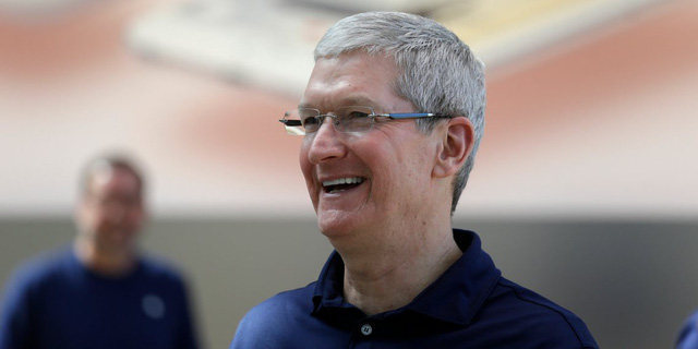 Tim Cook: Từ dấu hỏi khi thay thế Steve Jobs đến người đưa Apple đạt kỷ lục lịch sử - Ảnh 1.