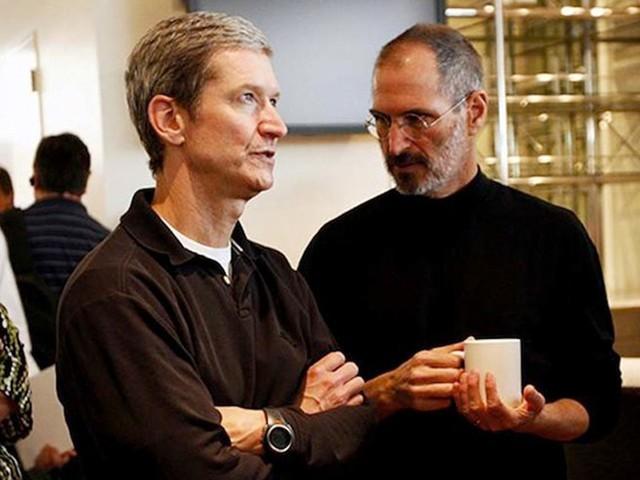Tim Cook: Từ dấu hỏi khi thay thế Steve Jobs đến người đưa Apple đạt kỷ lục lịch sử - Ảnh 3.
