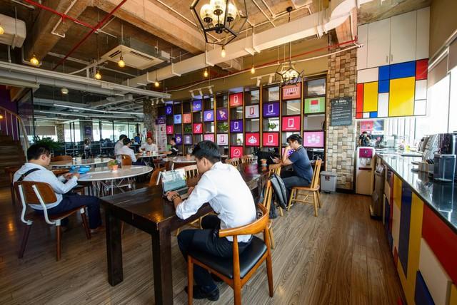 Nguyễn Trung Tín, người sáng lập Dreamplex: Trong coworking, địa điểm là quan trọng nhất, nhưng dịch vụ sẽ làm nên người chiến thắng - Ảnh 2.