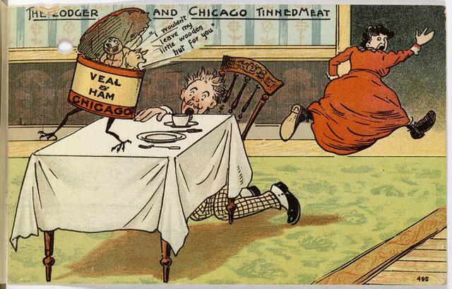 Hơn 100 năm trước, người Mỹ giải quyết vấn nạn thực phẩm bẩn, giả và ngâm hóa chất thế nào? - Ảnh 15.