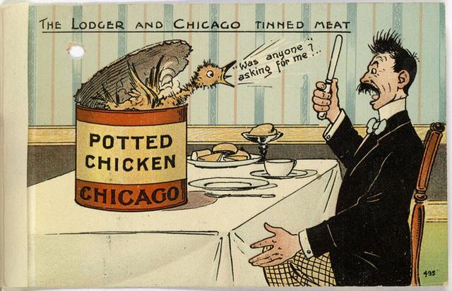 Hơn 100 năm trước, người Mỹ giải quyết vấn nạn thực phẩm bẩn, giả và ngâm hóa chất thế nào? - Ảnh 17.