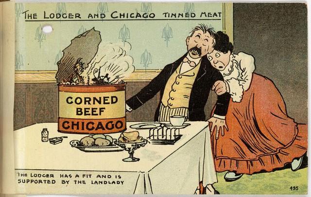 Hơn 100 năm trước, người Mỹ giải quyết vấn nạn thực phẩm bẩn, giả và ngâm hóa chất thế nào? - Ảnh 18.